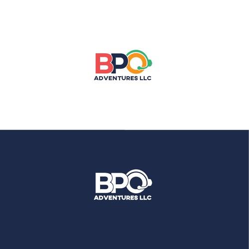 Upcoming BPO call center logo