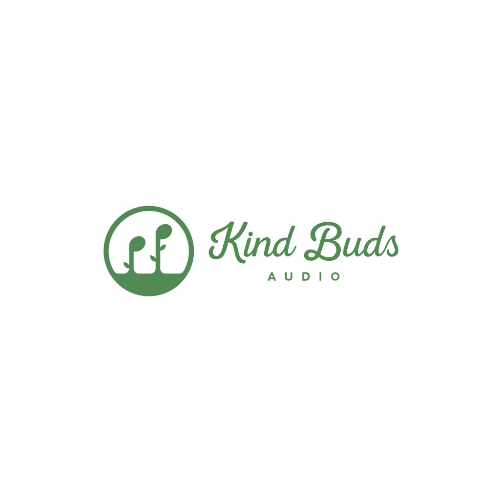 Kind Buds Company makes smokin' good headphones - Logo Needed!