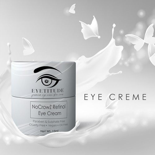 NoCrowZ Retinol Eye Cream