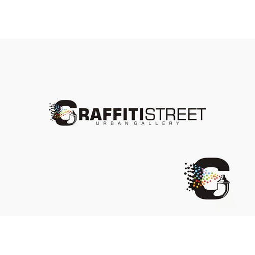 Create a winning logo for GraffitiStreet Urban Gallery