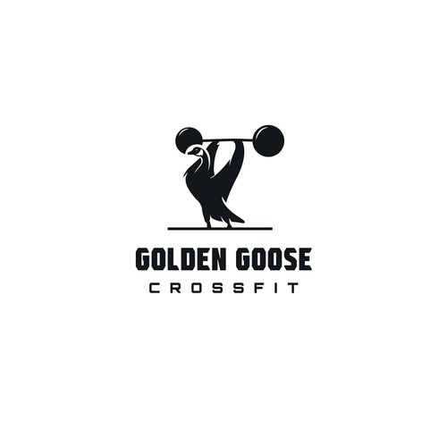 Bold logo fot crossfit