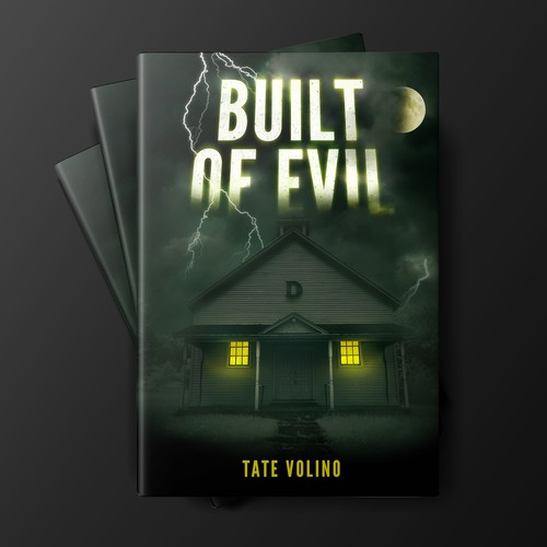 Book Built of Evil