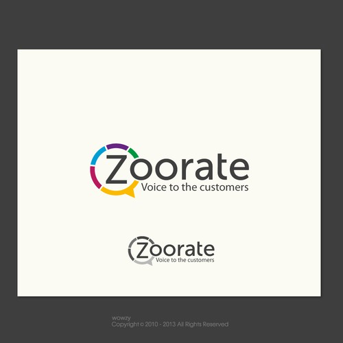 Crea il prossimo logo and business card per Zoorate