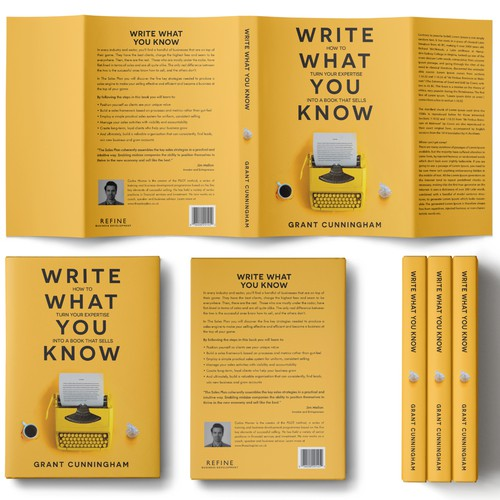 Write what you know book cover