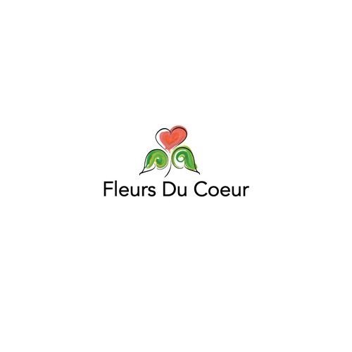 Logo for a flower delivery company