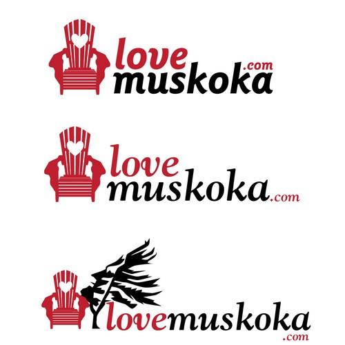 Create lovemuskoka's brand and get me noticed!
