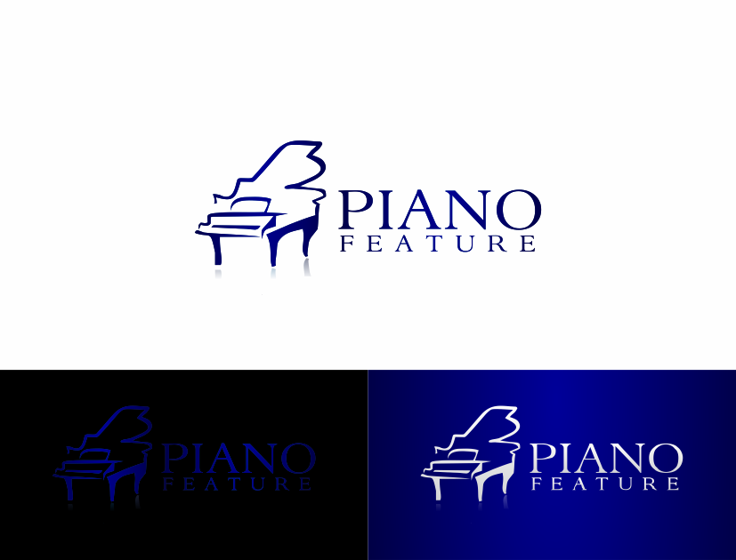 Piano Feature needs a new logo