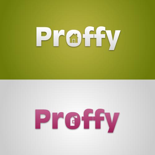 Proffy Real Estate Logo