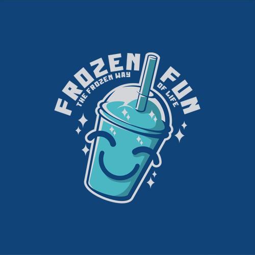 Frozen Fun Drink Logo
