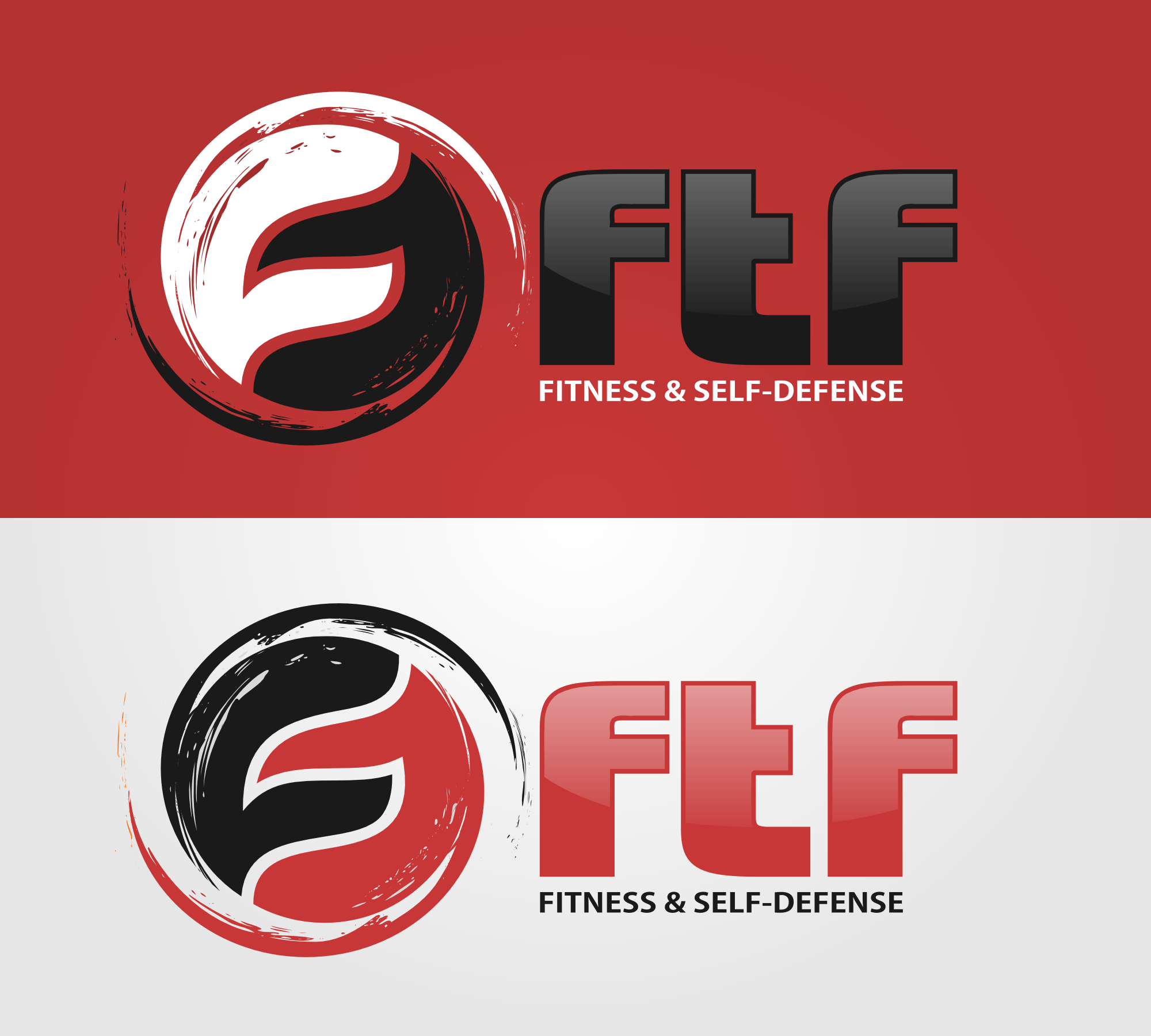 logo for FTF Fitness and Self Defense
