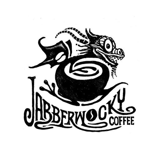 JABBERWOCKY coffee LOGO