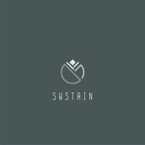 Logo for an Organic Food Start up