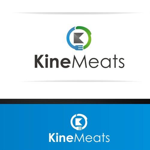 Logo Design for Kine Meats