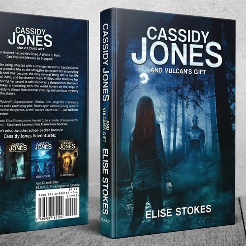 Cassidy Jones and Vulcan's Gift