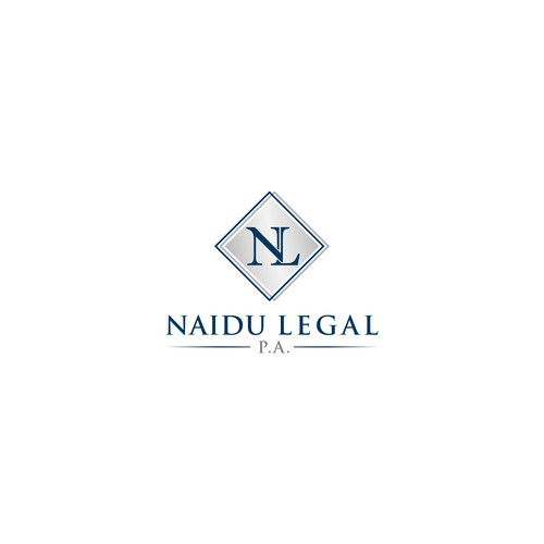 Design a Sleek logo for a Law Firm
