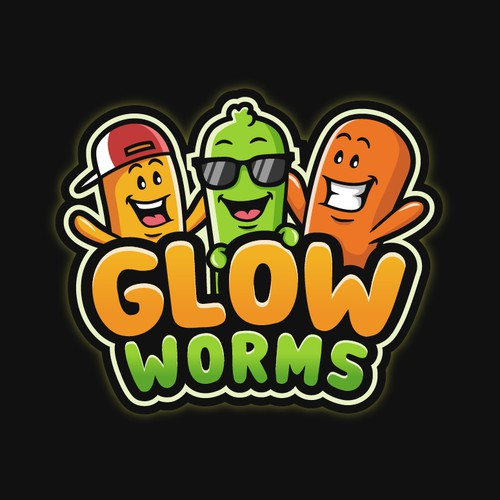 Glow Worms logo