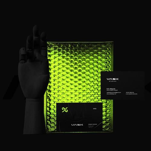 VASK®️ Brand design