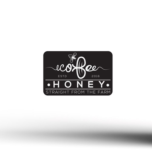 EcoBee Honey Logo