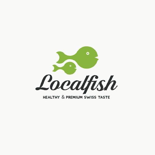 Innovative Food-Tech Startup Logo