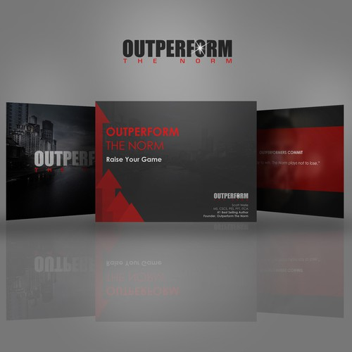 outperform powerpoint design