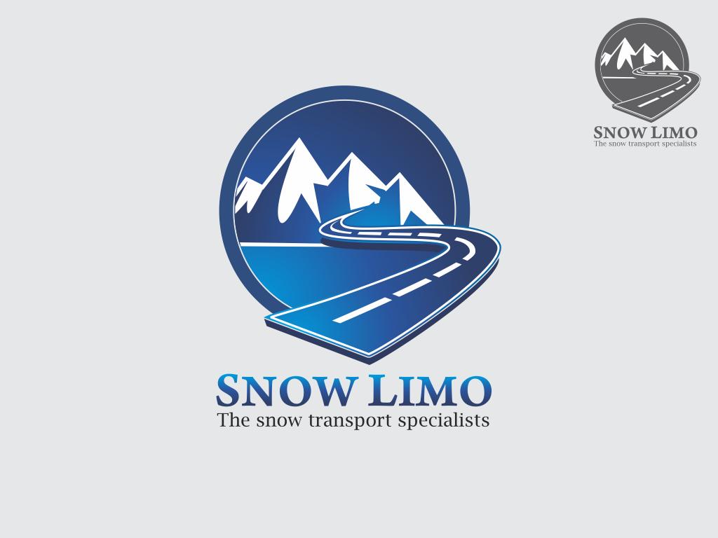 logo for Snow Limo