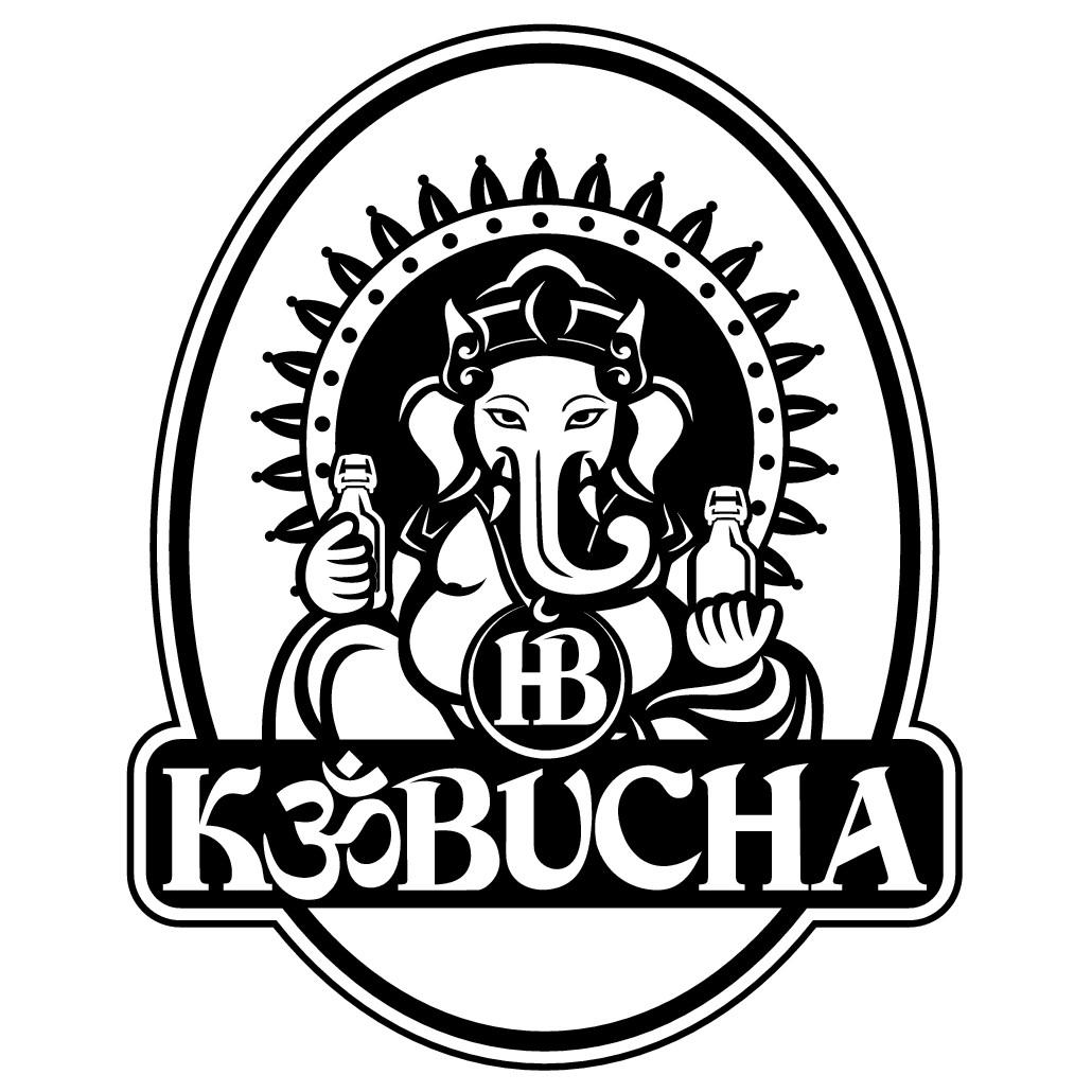 Sic logo for HB KOMBUCHA required