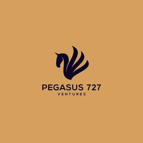 Design a Modern Business Company Logo that includes a Pegasus