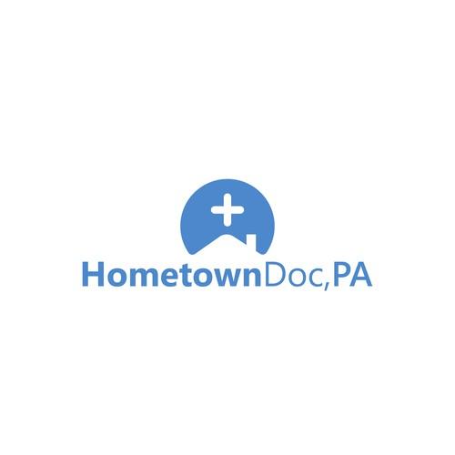 Home logo concept
