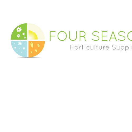 Four Seasons Horticulture Supply needs a new logo