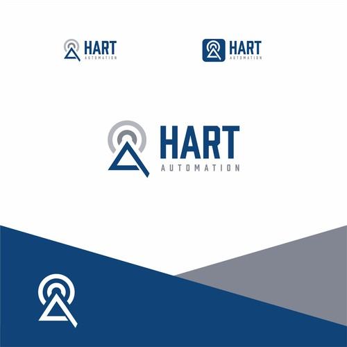 Hart Automation Logo Concept