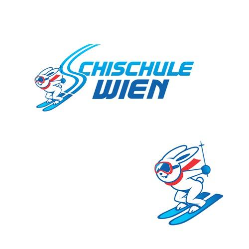 Logo für Skischule Wien