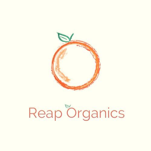 Reap Organics Logo
