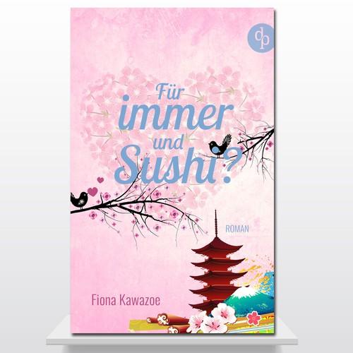 E-book cover for chic-lit romance