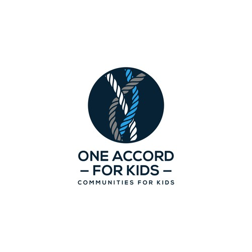 One Accord For Kids Logo