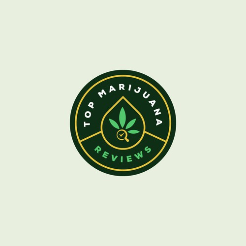 Logo for Top Marijuana Reviews