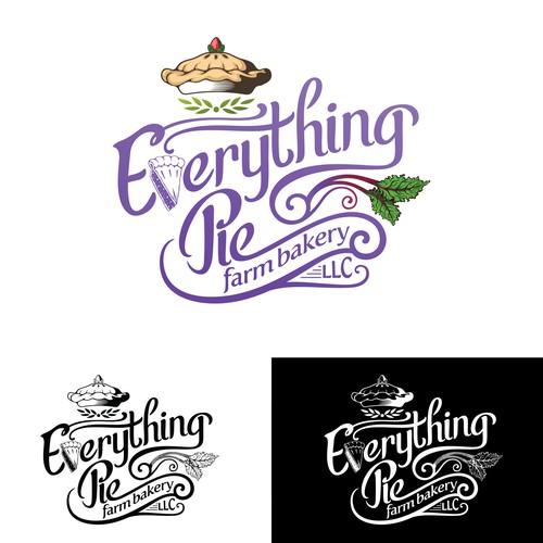 Everything Pie LLC Logo Design