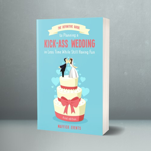 Cover for wedding guide