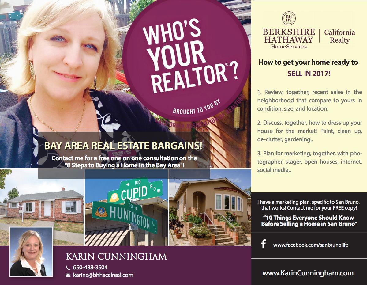 Update real estate flyer