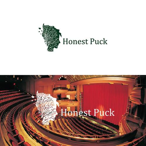 Logo for new Australian theatre company