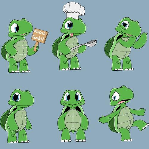 Cute Tortoise