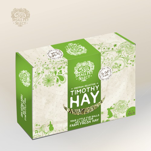 Packaging for Retail Hay