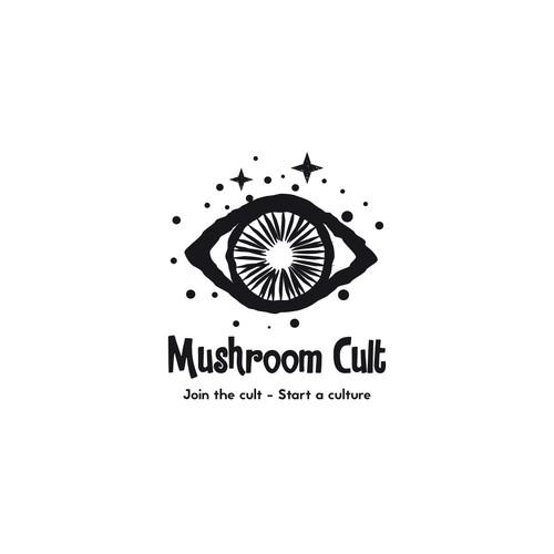 Mushroom Cult - Logo Design