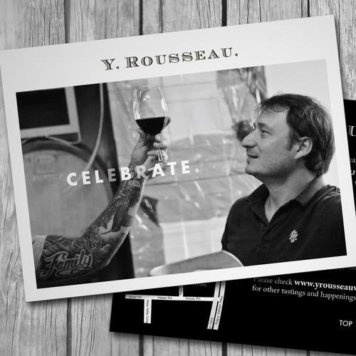 Y Rousseau. postcard