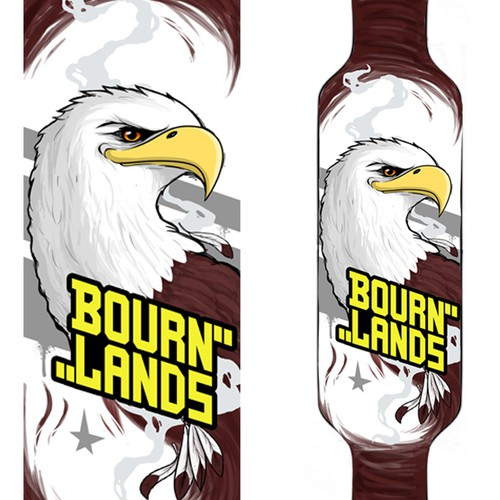 Help Bournlands Long Boards with a new art or illustration
