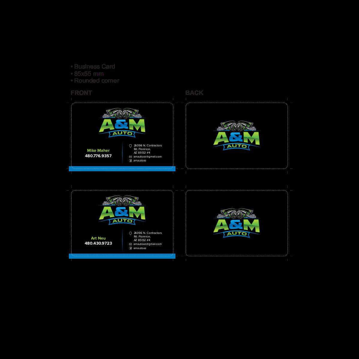 Logo/branding kit
