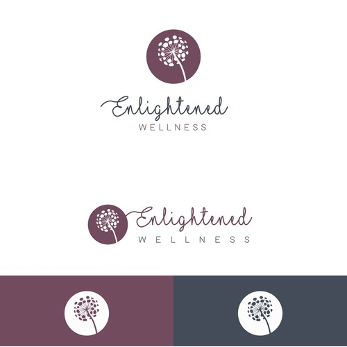 Enlightened Wellness Logo