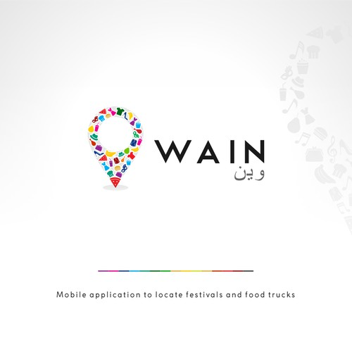 Creative concept for WAIN