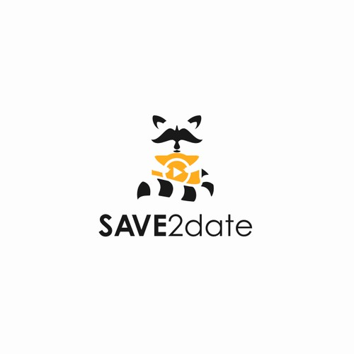 Breath a new life and give a creative look to the logo of Save2date.com