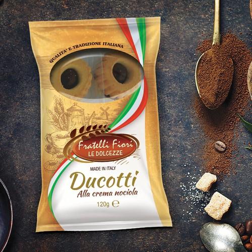 Packaging for Italian Cookies