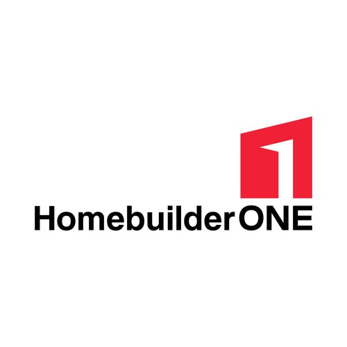 HomebuilderONE construction company logo